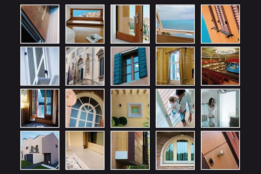 Finestre e accessori finestre in legno finestre in for Finestre legno pvc