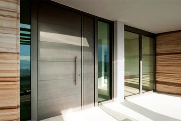 Portoni d 39 ingresso portoni in legno portoni blindati - Ingresso garage ...